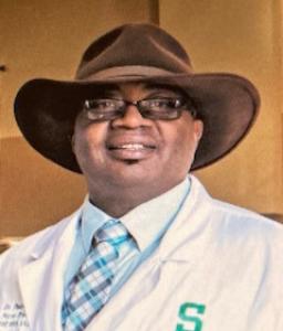 Dr. Patrick Hawkins, PhD